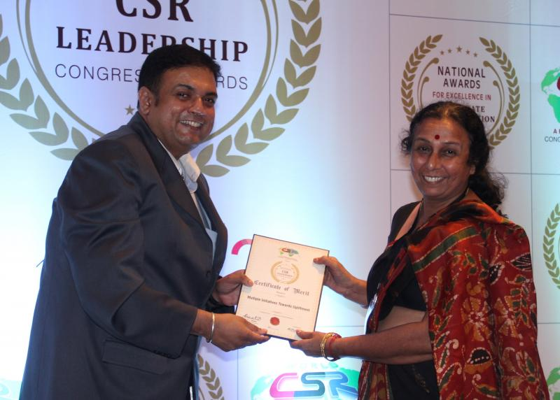 CSR Leadership Congress Awards